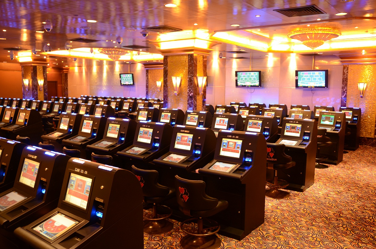 Slot Machine Hall